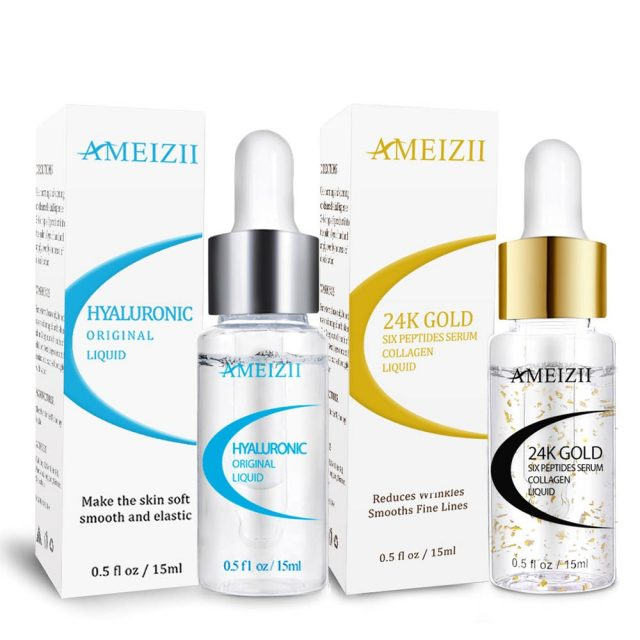 Moisturizing Anti Wrinkle Face Serum