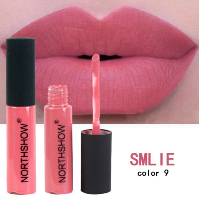 Waterproof  Long-Lasting Matte Lipstick