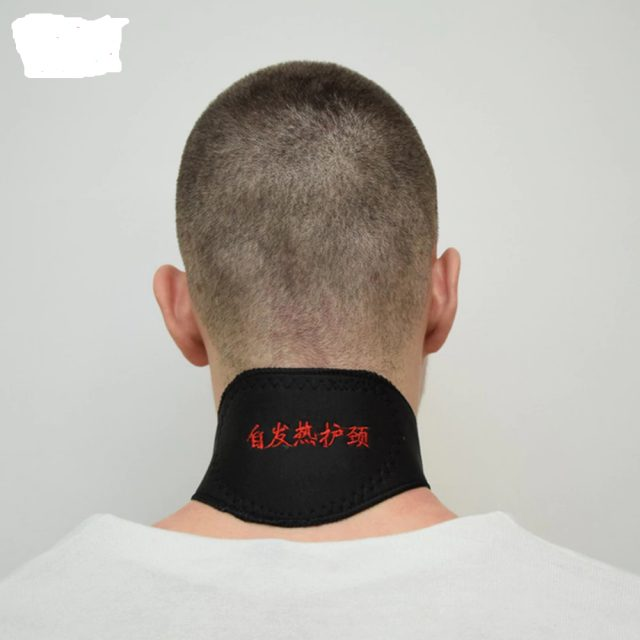 Self Heating Neck Support and Massager