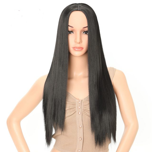 Heat Resistant Synthetic Wig
