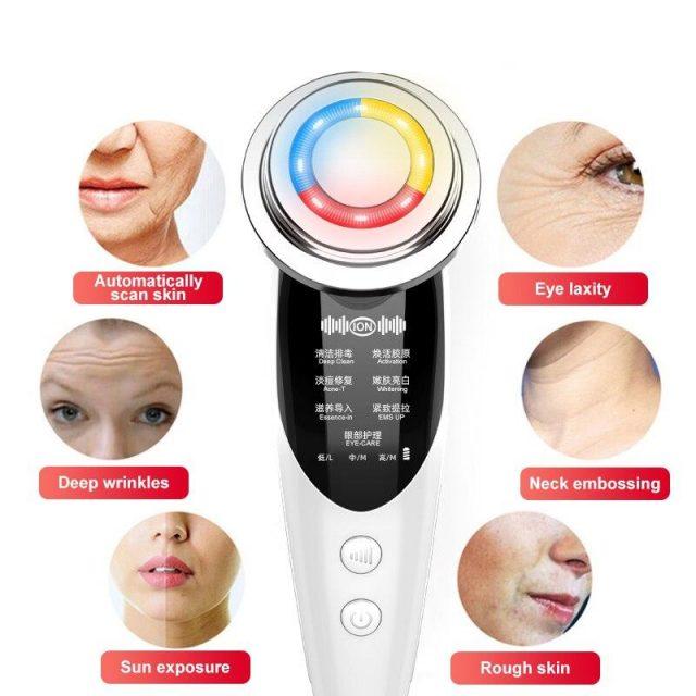 Anti-Aging Skin Massager